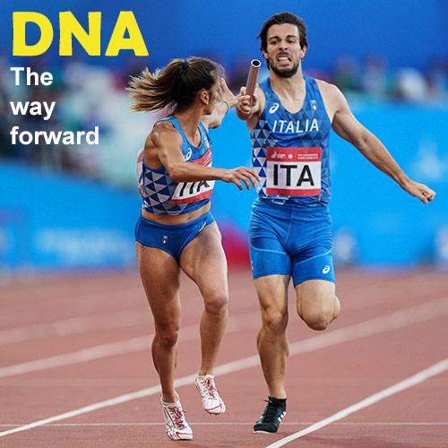 dna the way forward
