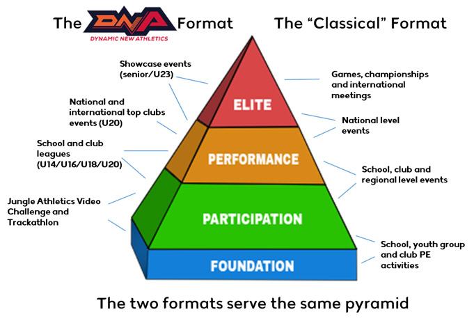 dna vs classic format